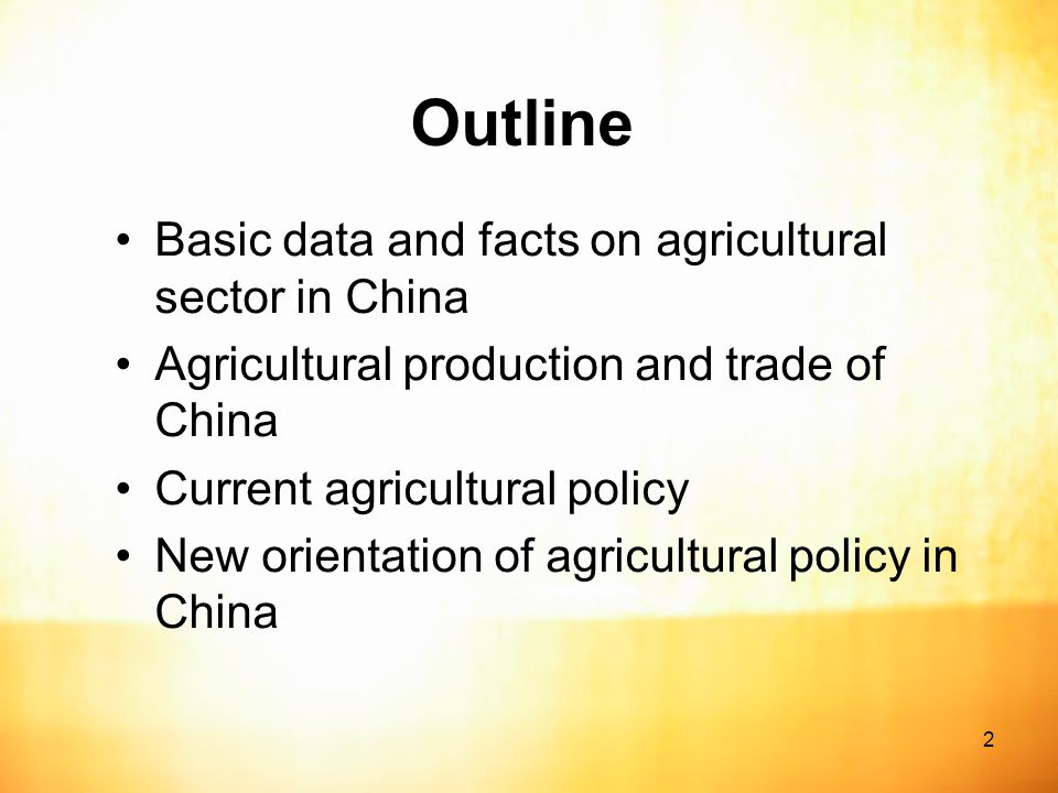 13 Agriculture in national economy 19802006 GDP%3012 Population%8157/73 Employment%6943 Export%203 Import%154 Food expenditure, urban%5736 Food expenditure, rural%6243