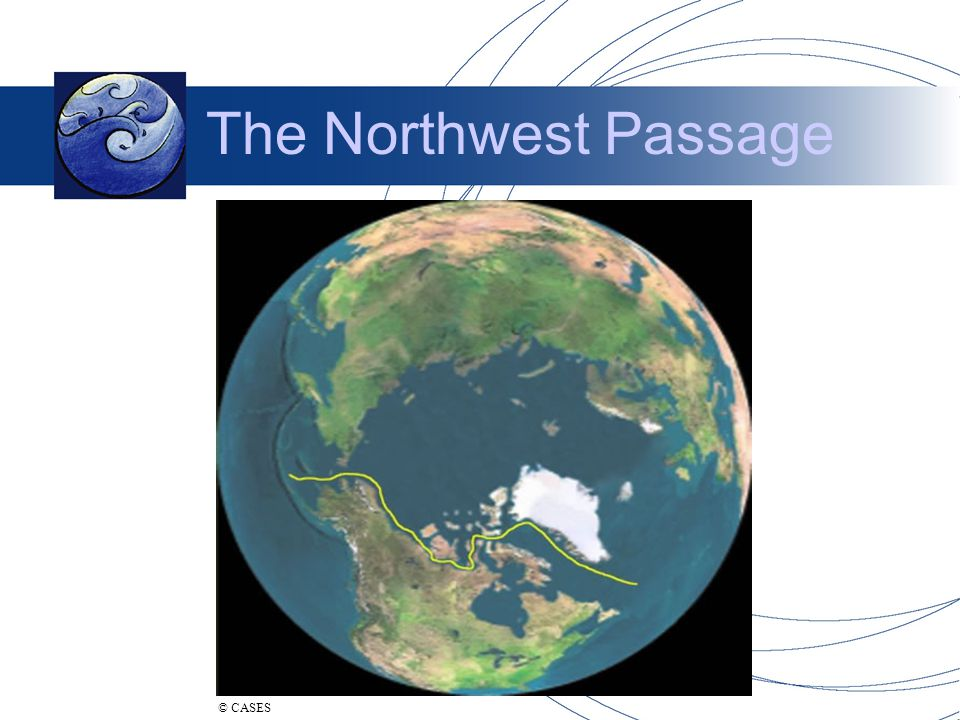 The Northwest Passage © CASES