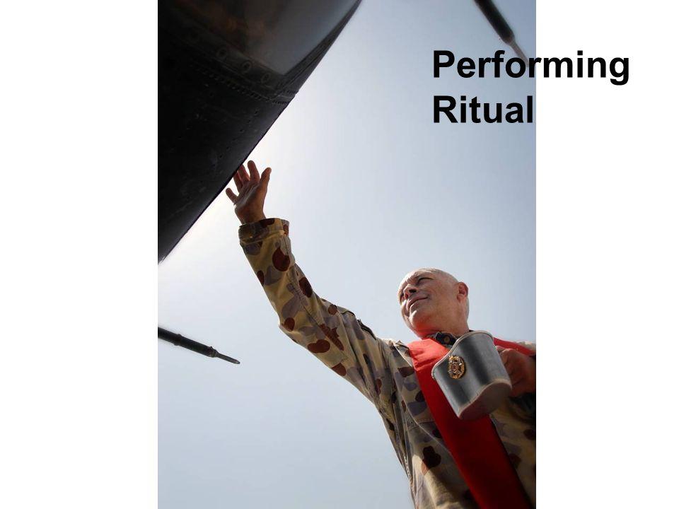 Performing Ritual