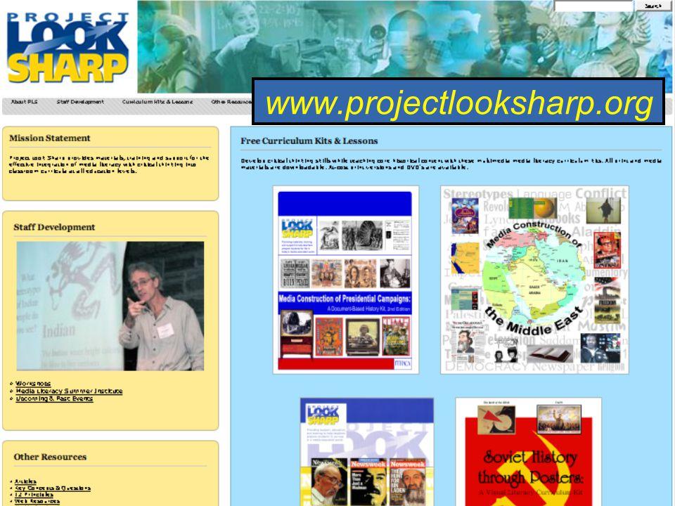 www.projectlooksharp.org
