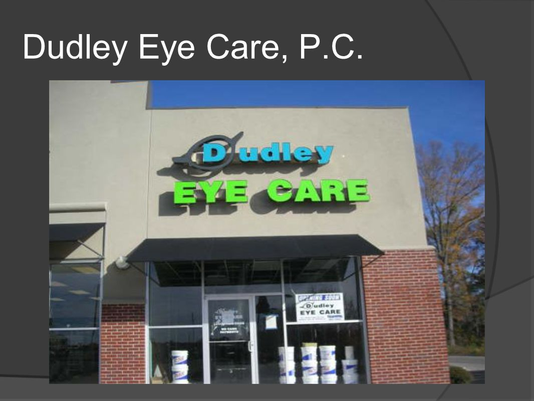 Dudley Eye Care, P.C.