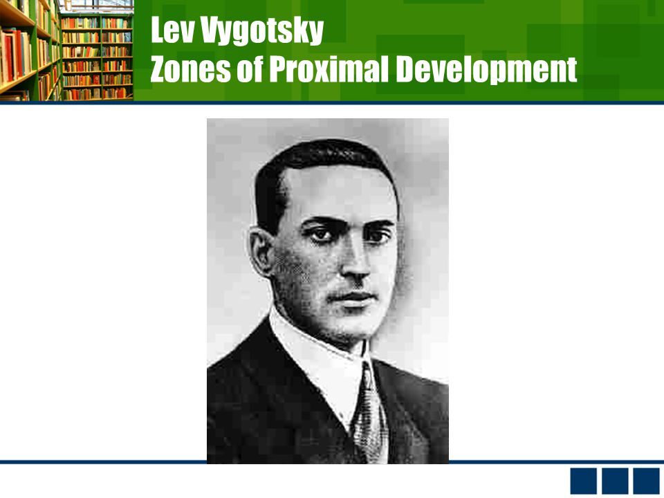 Lev Vygotsky Zones of Proximal Development