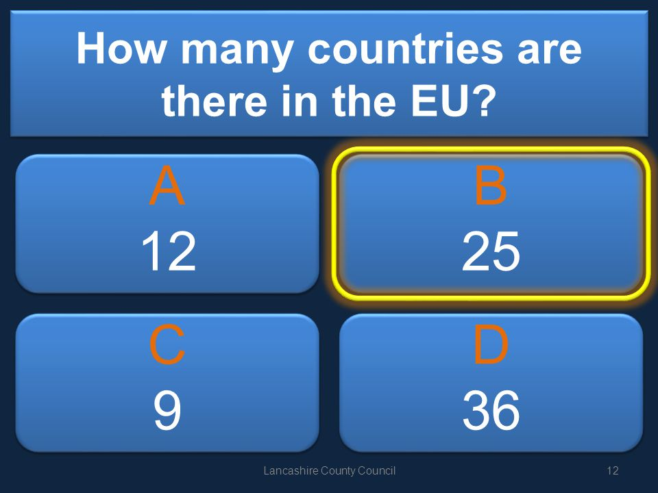 How many countries are there in the EU.