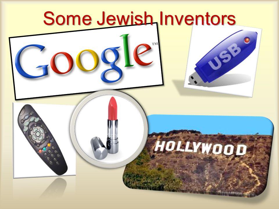 Some Jewish Inventors