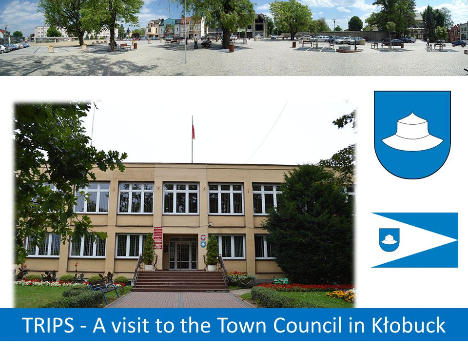 TRIPS - A visit to the Town Council in Kłobuck