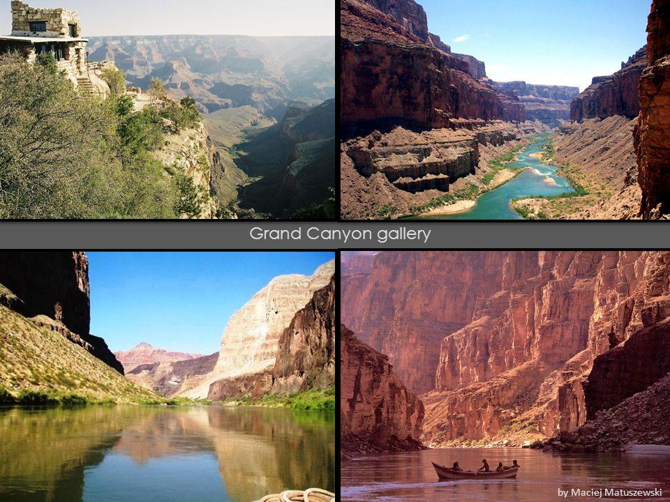 Grand Canyon gallery by Maciej Matuszewski
