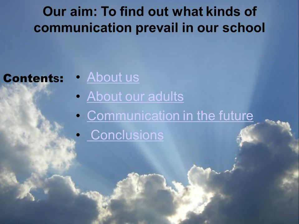 2.About our adults 1. Interview with our headmistress, Paedr.