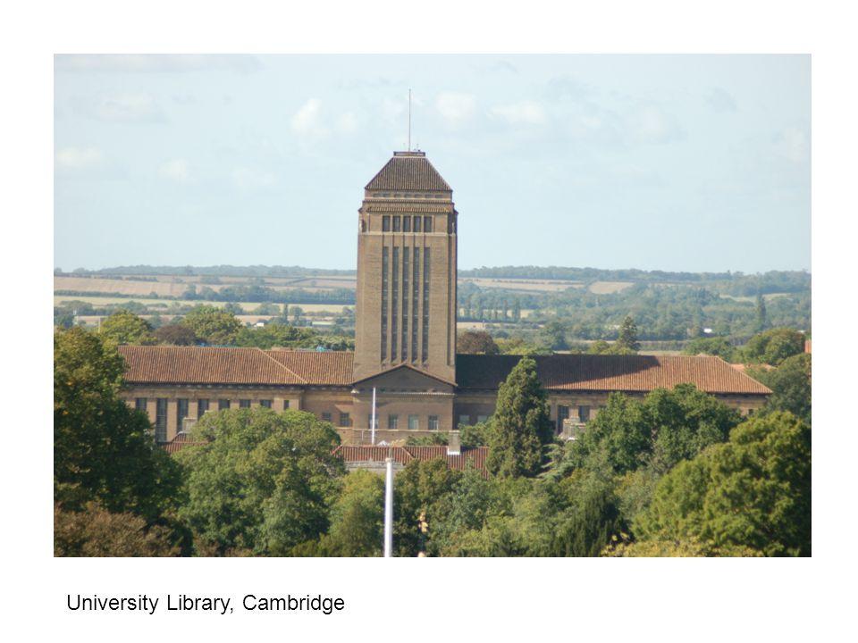 University Library, Cambridge