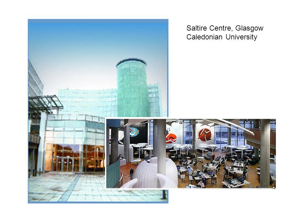 Saltire Centre, Glasgow Caledonian University