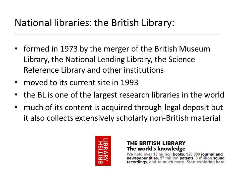 British Library Document Supply Centre, Boston Spa