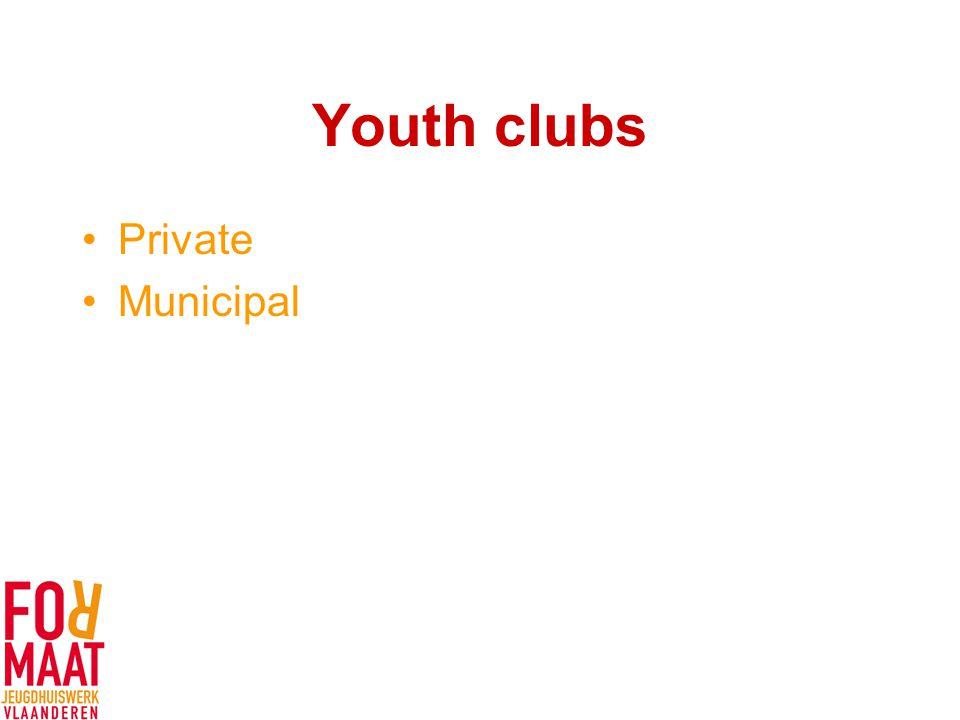 Private Municipal