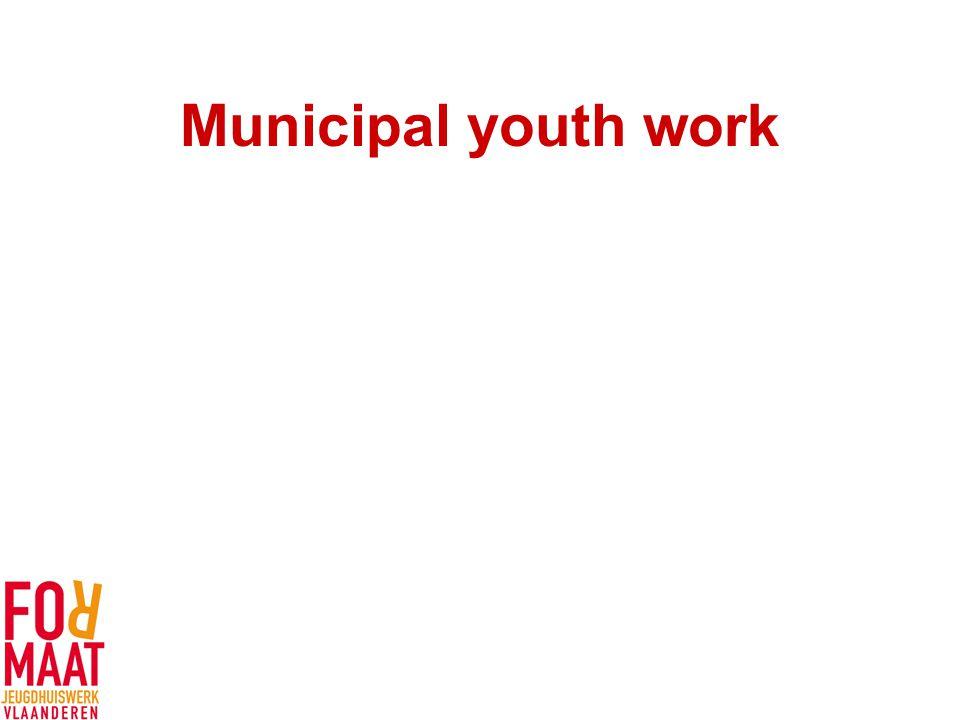 Municipal youth work