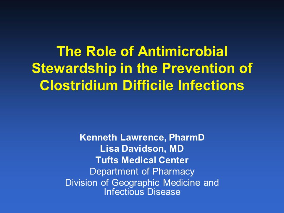 Promoting optimal antimicrobial use Reducing the transmission of infections