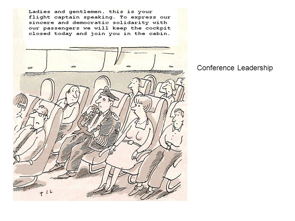 Conference Leadership