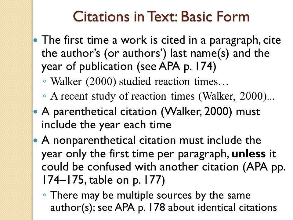Citing paragraphs