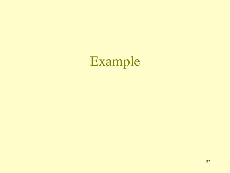 52 Example