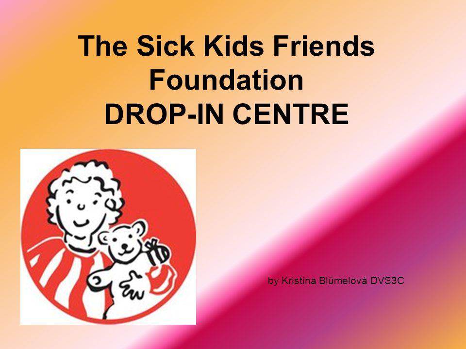The Sick Kids Friends Foundation DROP-IN CENTRE by Kristina Blümelová DVS3C