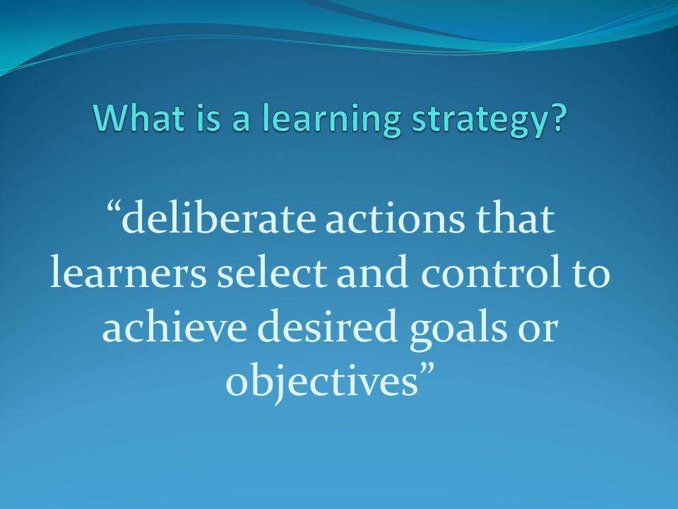 5.Embed the strategy 6. Use the rubric to assess a minimum of two tasks or assignments 7.