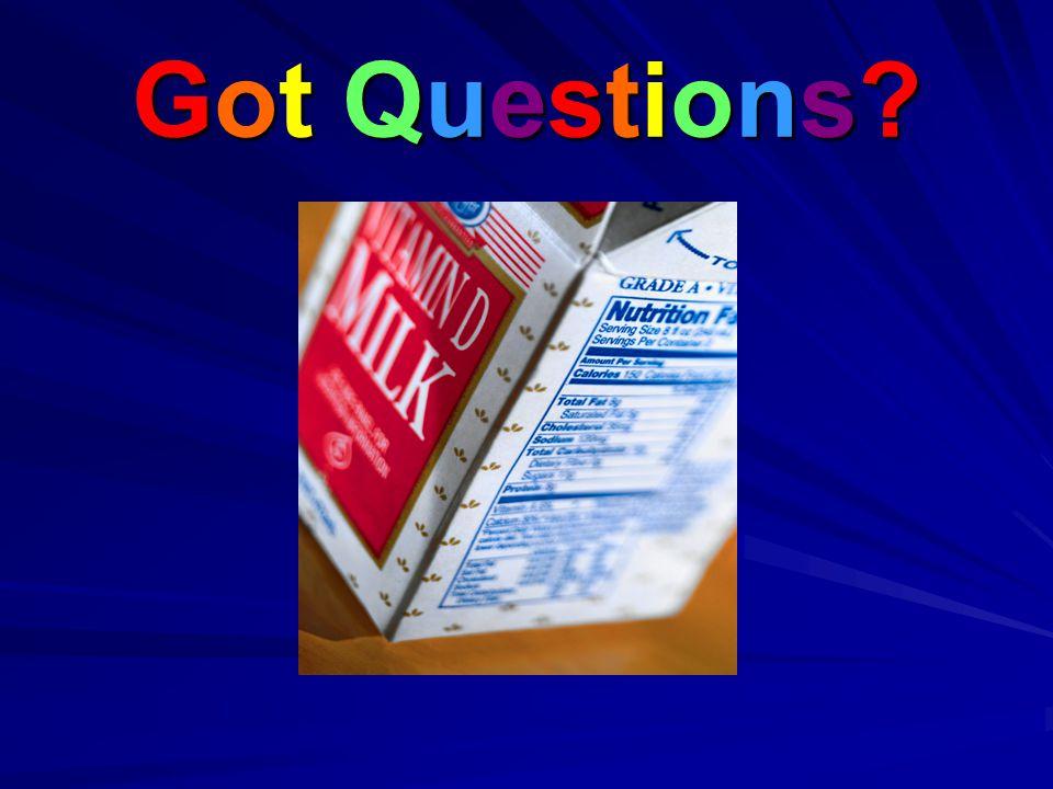 Got Questions?Got Questions?Got Questions?Got Questions?
