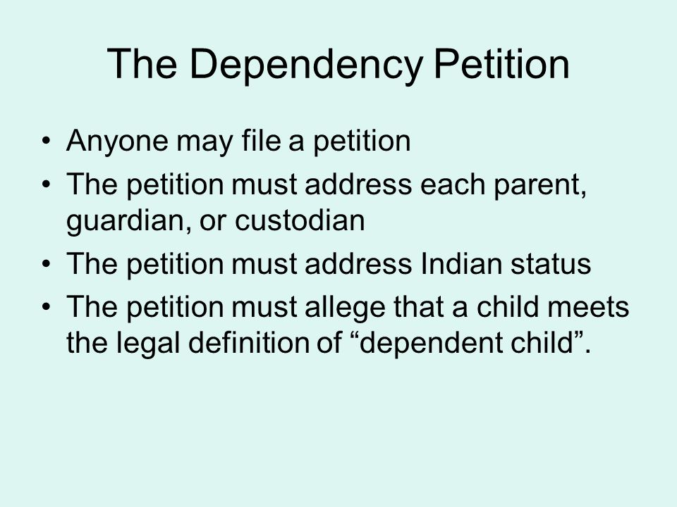 An Indian child is someone under 18 years of age who: Is a member of a tribe OR Whose parents are tribal members if the child is eligible for membership