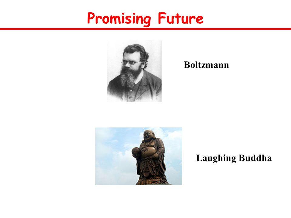 Promising Future Boltzmann Laughing Buddha