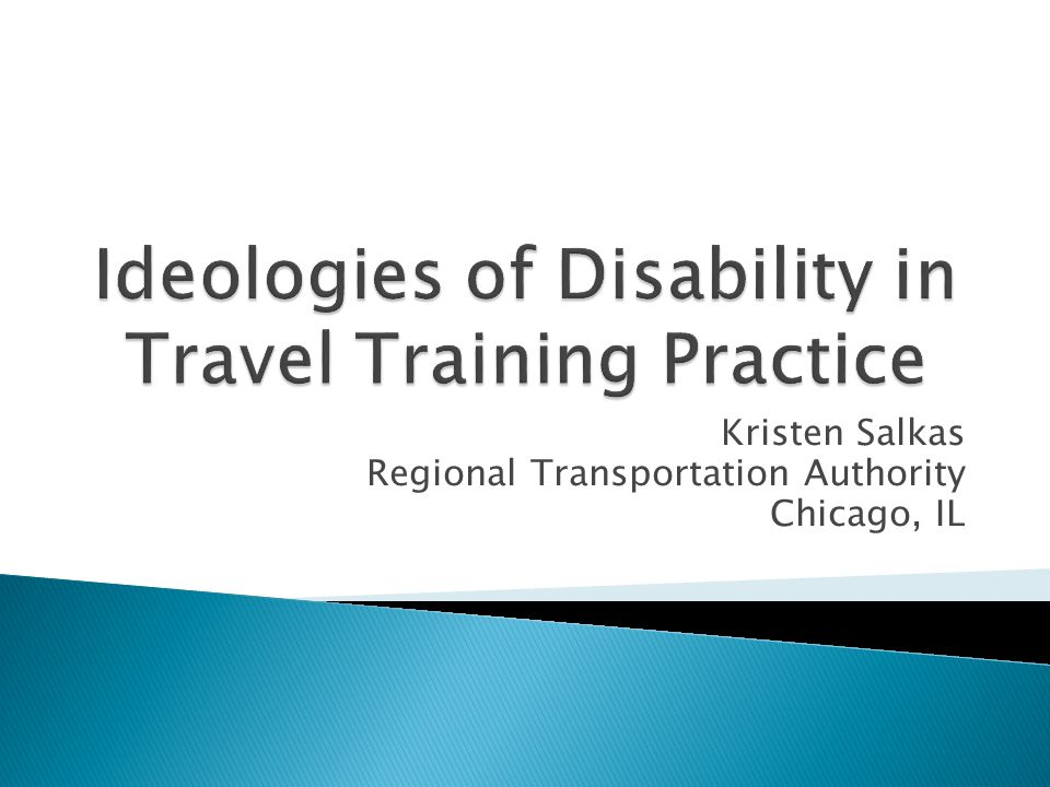 Kristen Salkas Regional Transportation Authority Chicago, IL