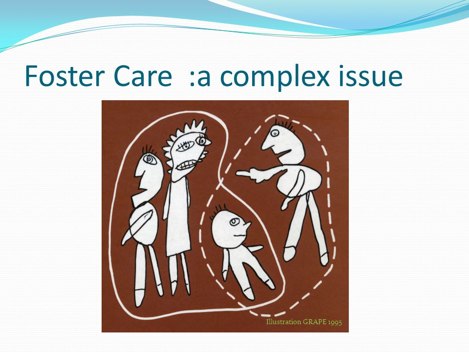Legislation in Child Protection : 2002-2 : Giving rights to the service users to be informed, involved and represented in the run of any care service.