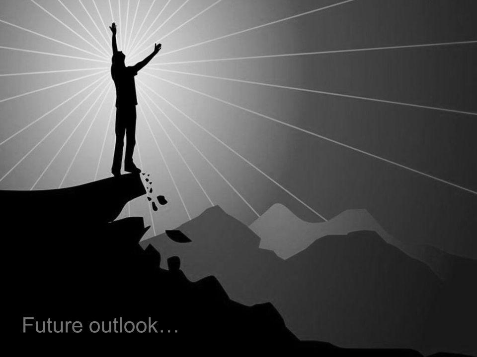 Future outlook…