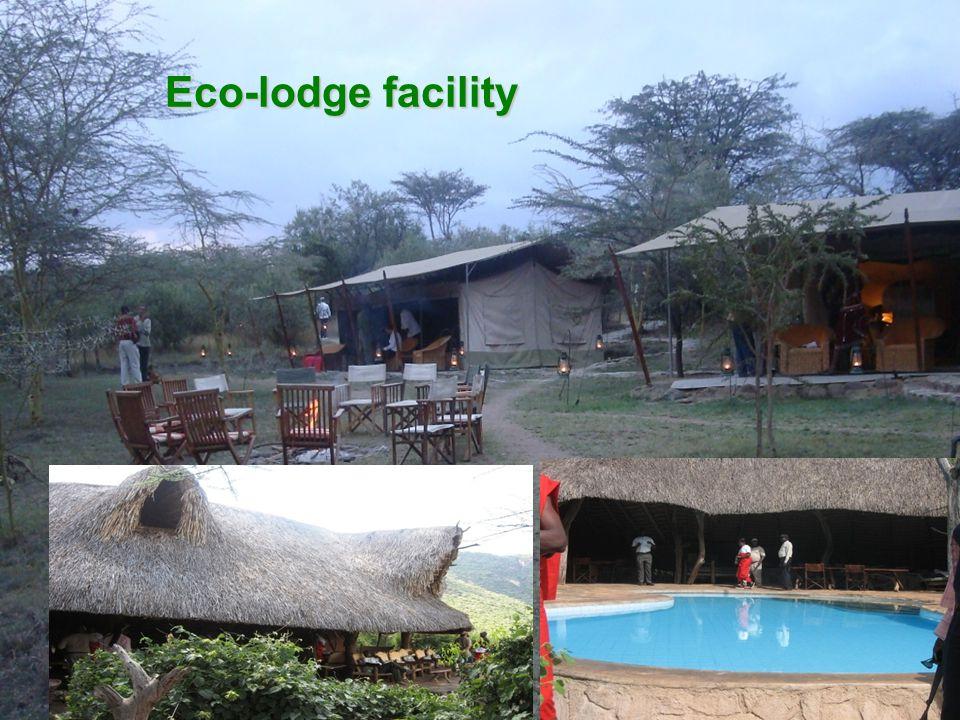Eco-lodge facility