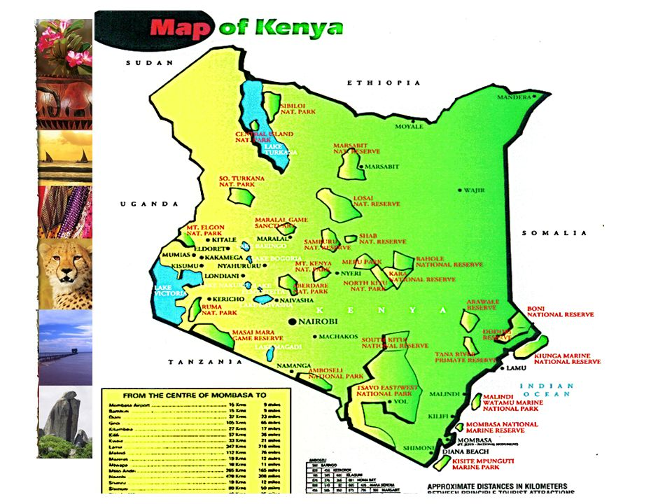 Investment in Tourism Support Infrastructure  Superhighways e.g from Mombasa (Kenya) to Kigali (Rwanda), Moi Int.