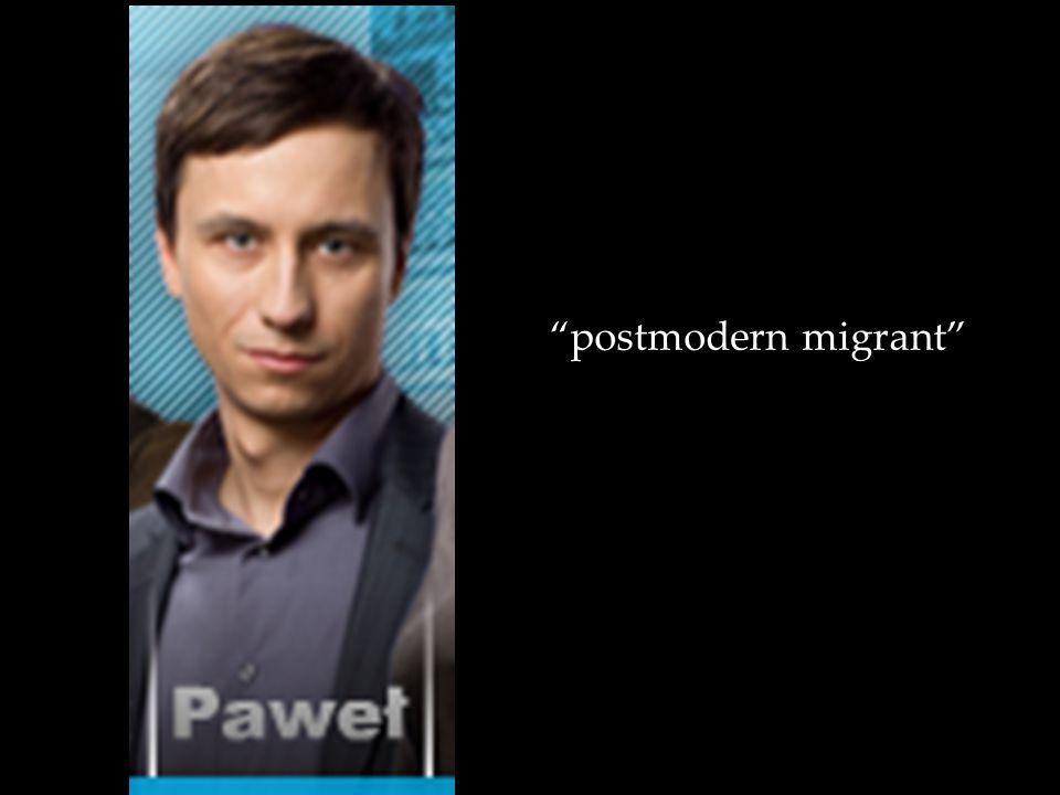 postmodern migrant