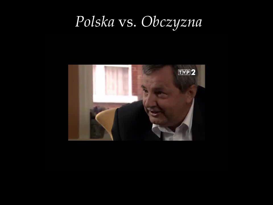 Polska vs. Obczyzna