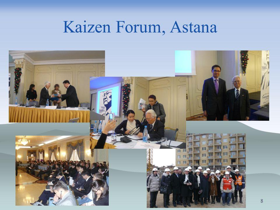Kaizen Forum, Astana 8