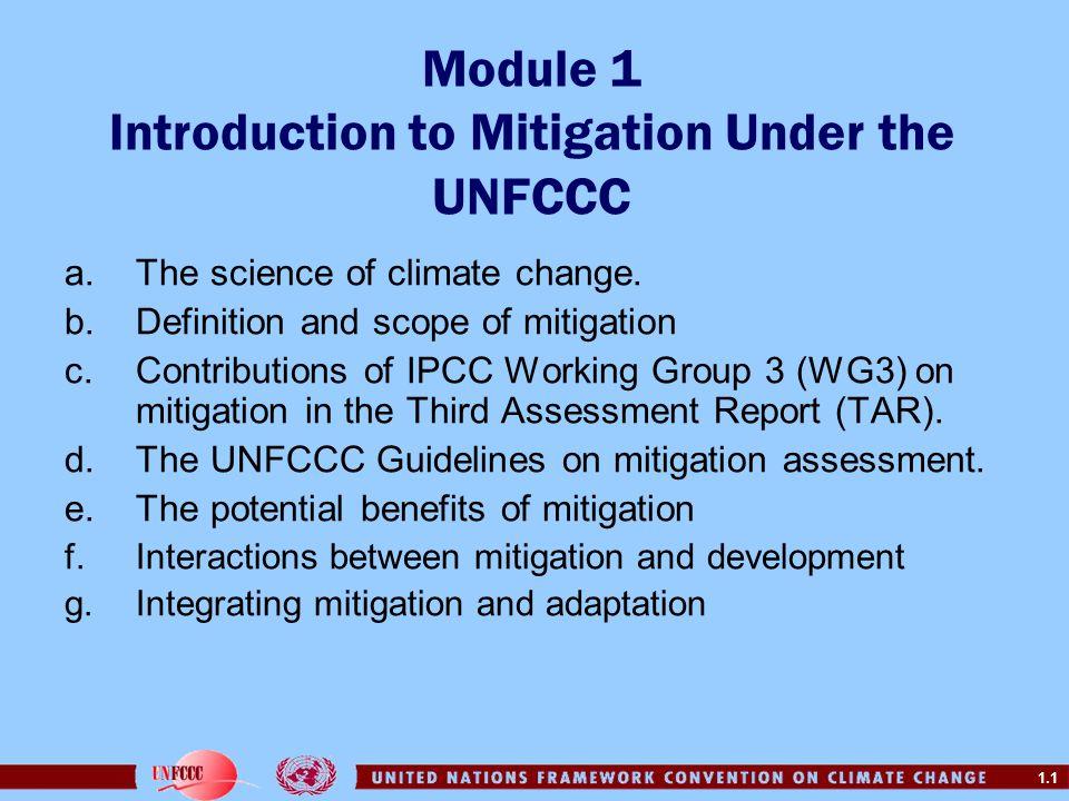 1.62 Module 1g Integrating Mitigation and Adaptation