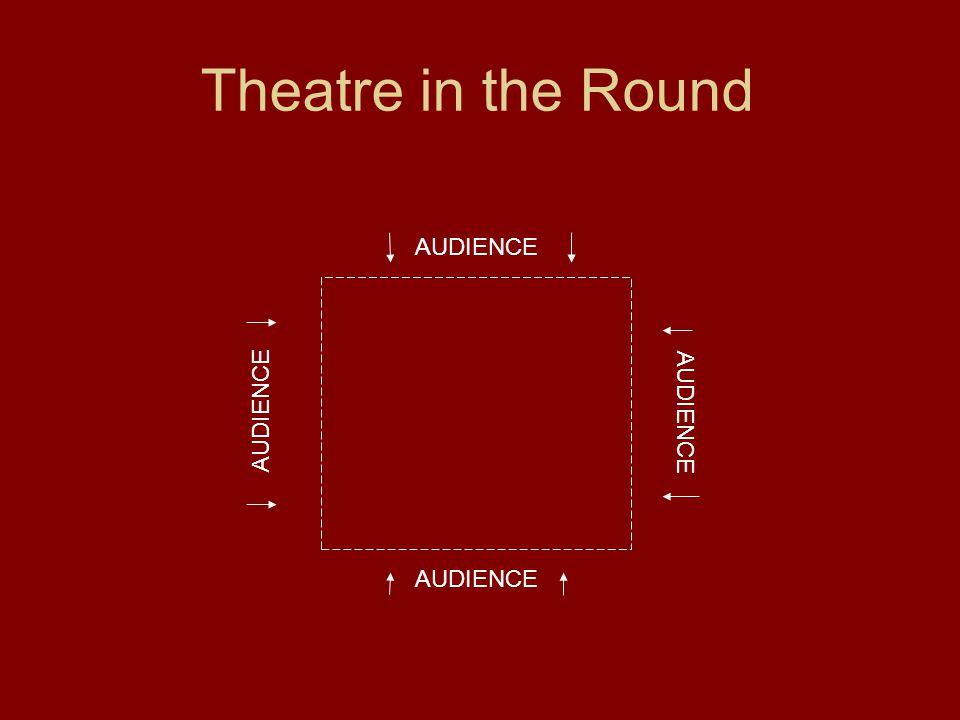Proscenium Arch AUDIENCE