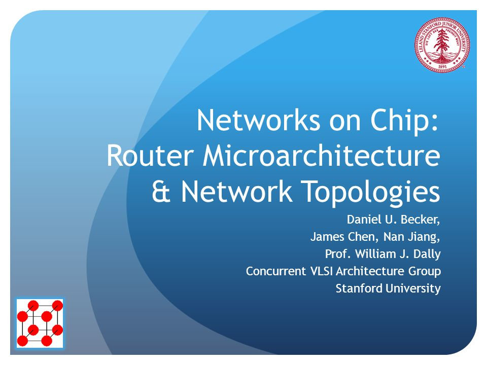 Outline Introduction Router Microarchitecture Network Topologies Open Source Router RTL Q&A 10/13/09NoC: Router Microarchitecture & Network Topologies 2