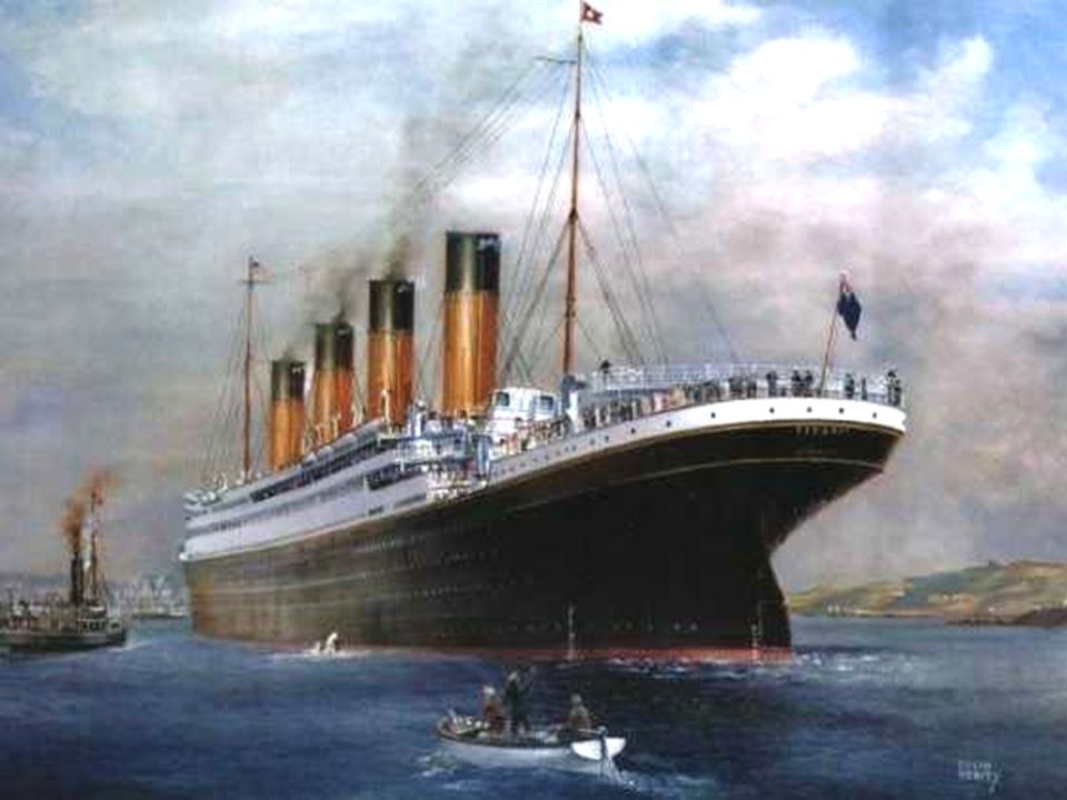 Titanic was lost from the world above in 1912 For nearly 07 decades until the ship wreck was finally discovered from the bottom of the great Atlantic ocean by Dr.