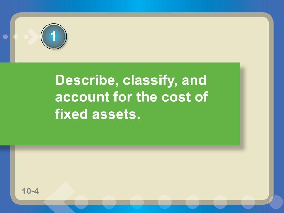 10-45 1$24,00040%$9,600$9,600$14,400 214,40040%5,76015,3608,640 38,64040%3,45618,8165,184 2 Book Value Accum.