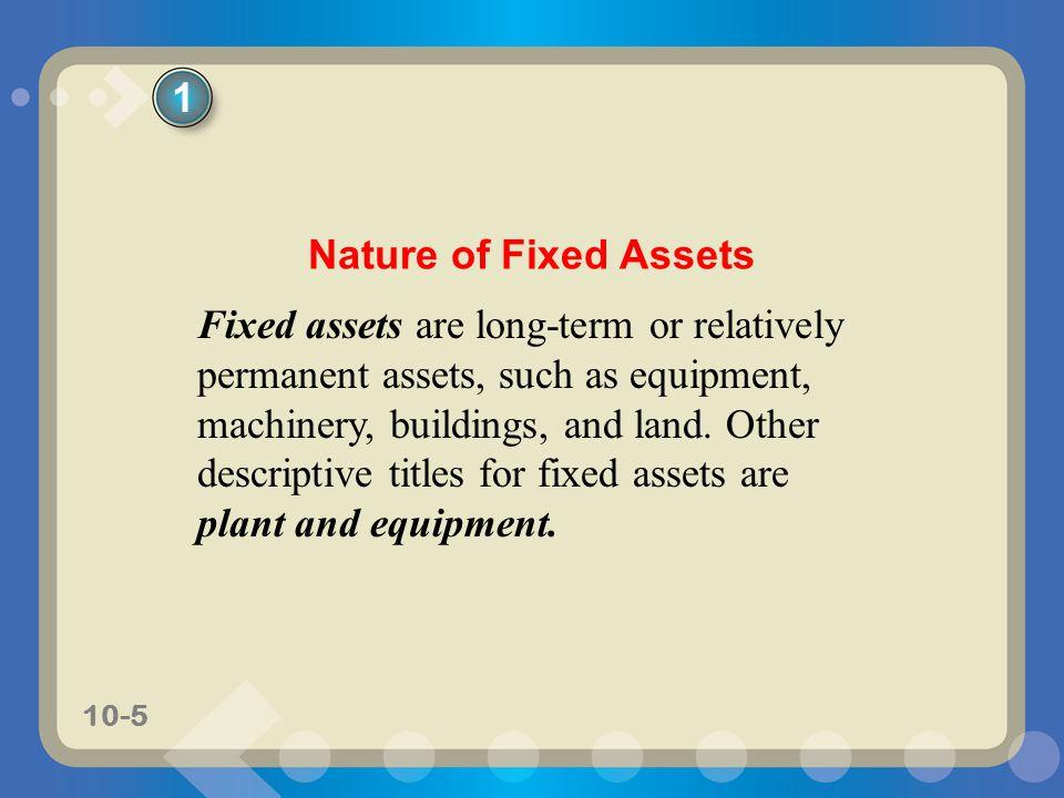10-36 A depreciable asset cost $24,000.
