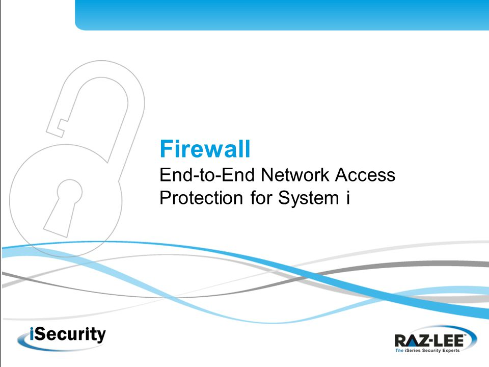 22 Edit a Firewall Query