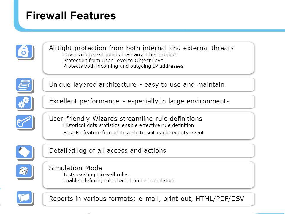 Firewall Scenario