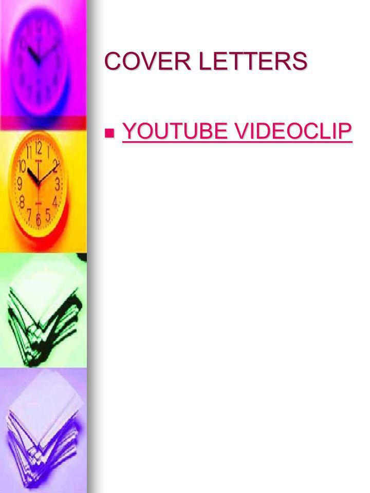 COVER LETTERS YOUTUBE VIDEOCLIP YOUTUBE VIDEOCLIP YOUTUBE VIDEOCLIP YOUTUBE VIDEOCLIP