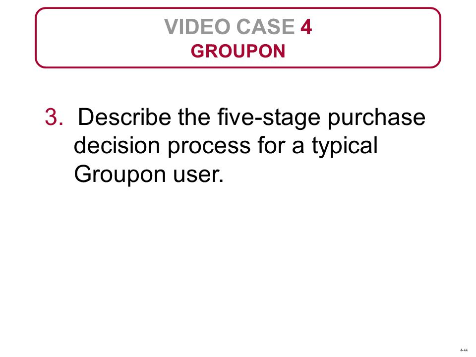 VIDEO CASE 4 GROUPON 3.