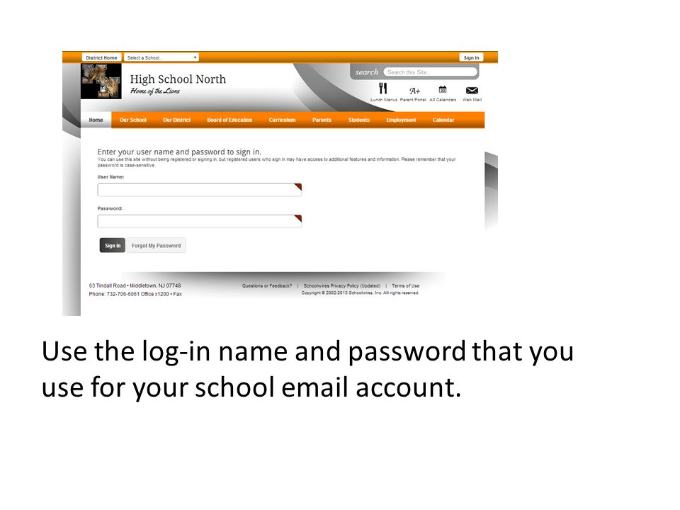 New boxes will appear at the top of your screen: Site Manager, My Account and My PassKeys.