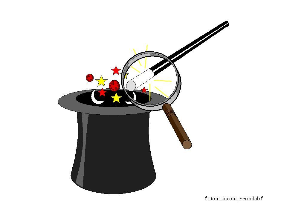 f Don Lincoln, Fermilab f