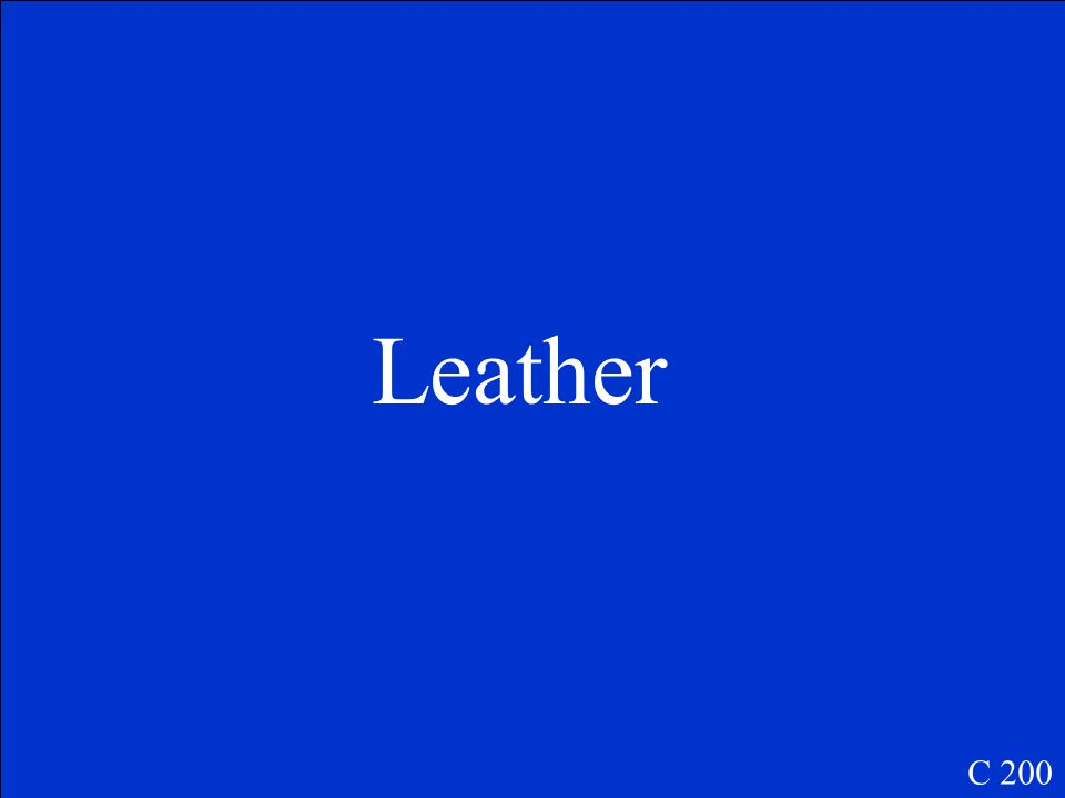 To protect a motorcyclist, what should the jacket and pants be made of C 200