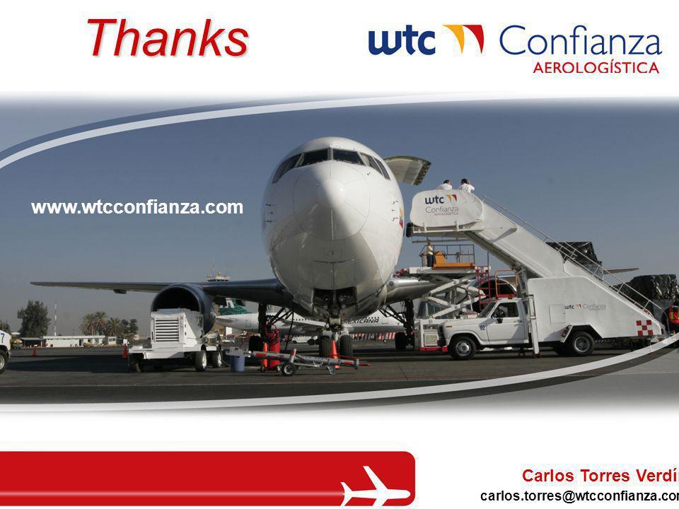 Carlos Torres Verdín carlos.torres@wtcconfianza.com www.wtcconfianza.comThanks