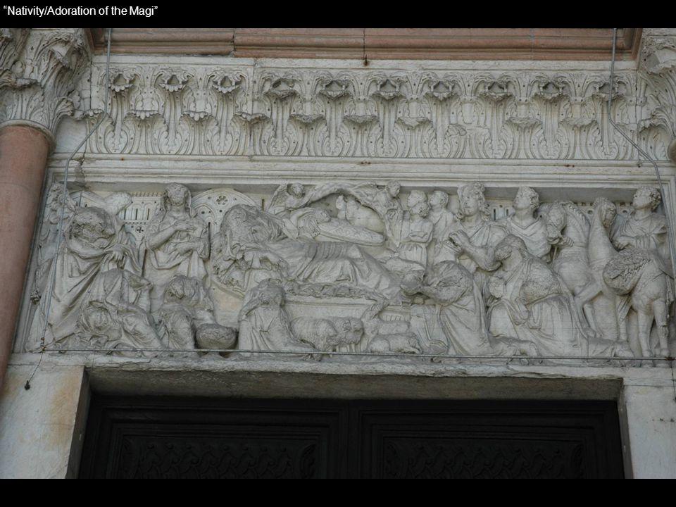 """""""Nativity/Adoration of the Magi"""""""