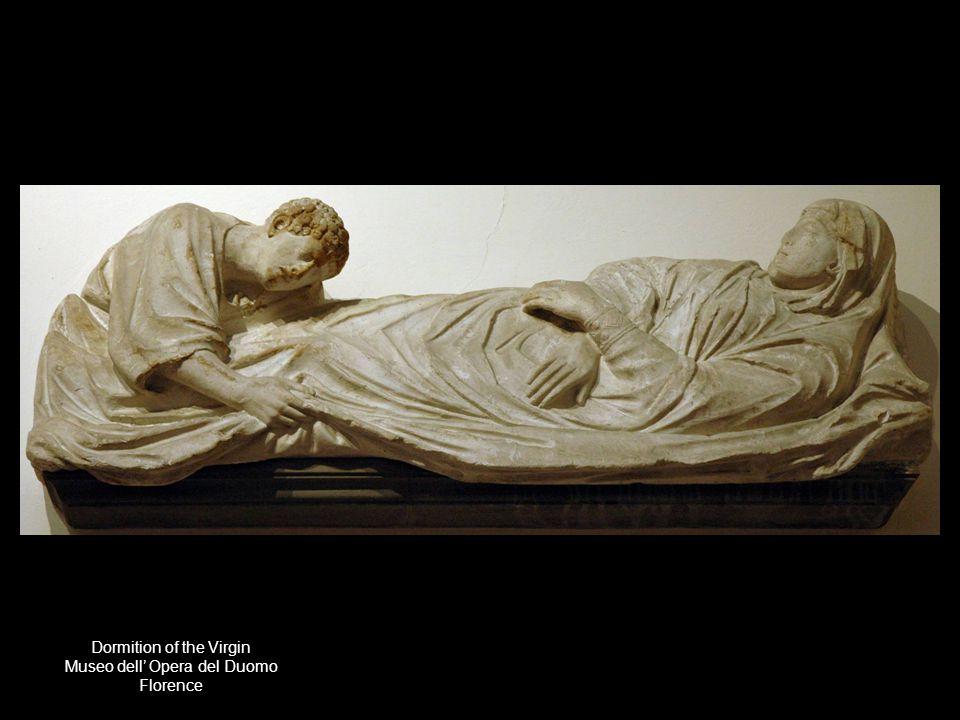 Dormition of the Virgin Museo dell' Opera del Duomo Florence