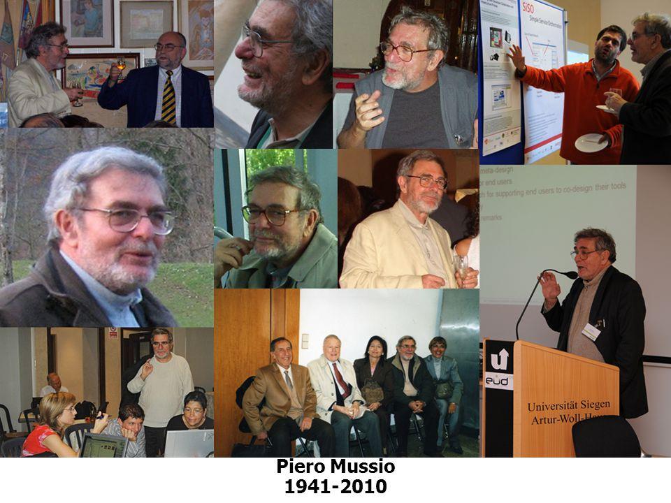 Piero Mussio 1941-2010